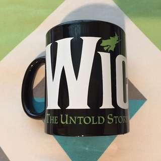 Wicked The Musical Mug - Broadway Memorabilia/Souvenir