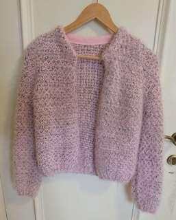 Pink Outer Furry
