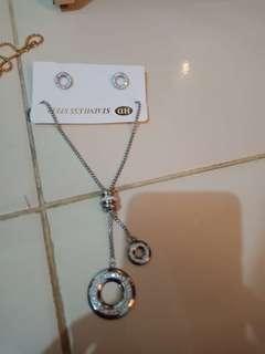 Jual accessories xuping n titanium