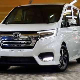HONDA STEPWGN SPADA 1.5T Facelift RP3 2018【全新車】