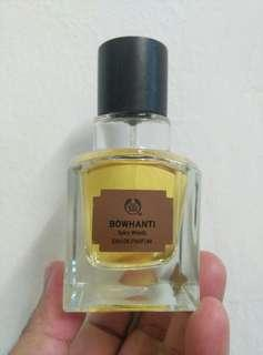 BOWHANTI-spicy woods by Body Shop