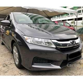 2016 Honda City 1.5 E (A) One Owner Under Honda Warranty