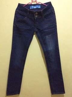 Genevieve gozum denim jeans
