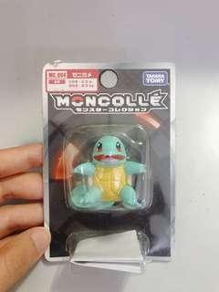 Takara tomy moncolle 車里龜