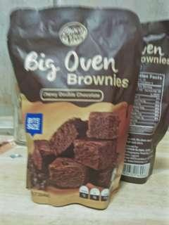 Choco Vron's Chewy Double Chocolate Brownies