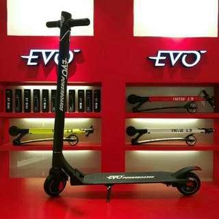 Evo雙避震電動滑板車