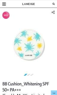 (LOOKING FOR) Laneige Sparkle My Way