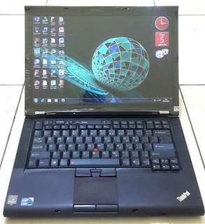Laptop LENOVO ThinkPad T410i /Core i3