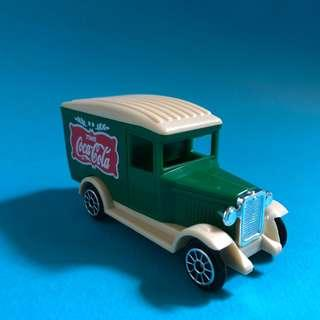 Coca Cola Toy Car Model Car 可口可樂 玩具車