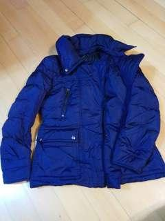 Italian Down Jackets  羽絨外套, 90% down, 10% feather