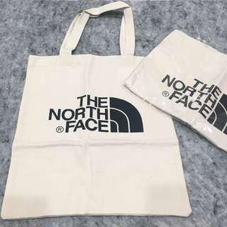 🚚 The north face 環保 手提袋