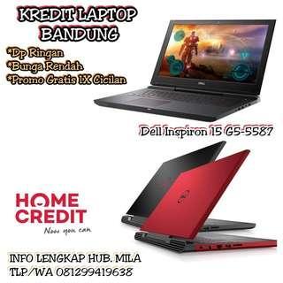 Kredit Laptop Dell 15 G5-5587