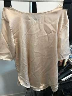 Vero Moda Light pink blouse size M