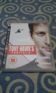 Tony Hawk's Project 8 PS3 Game Games