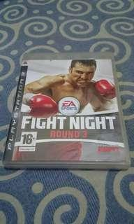 Fight Night Round 3 PS3 Game Games