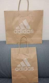 Paperbag Adidas