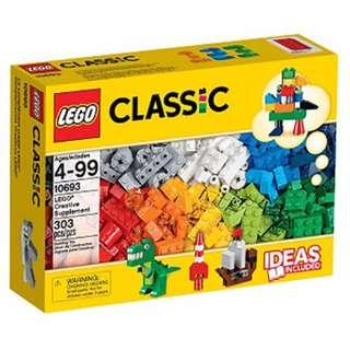 Leeogel Lego 60193 Classic Creative Supplement - New In Sealed Box