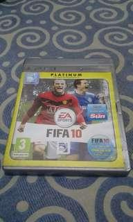 FIFA 10 PS3 Game Games