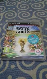2010 FIFA World Cup PS3 Game Games