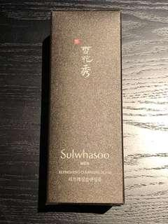 Sulwhasoo Refreshing Cleansing Foam for Men