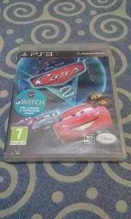 Cars 2 PS3 Game Games