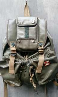 Tas porter luggage lable daypack ransel
