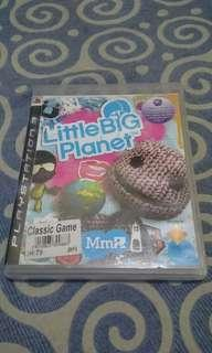 Little Big Planet PS3 Game Games