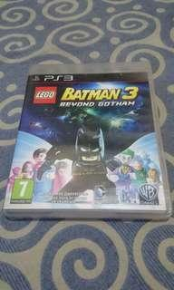 Lego Batman 3 PS3 Game Games