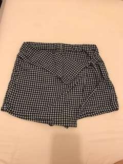 格仔裙褲🎀