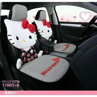 Hello kitty full car seat cover. Free postage