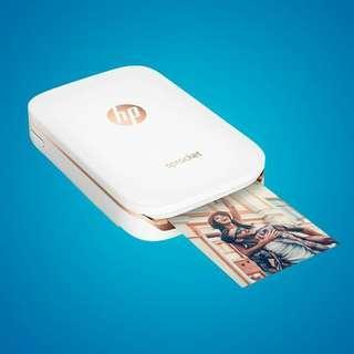 Hp sprocket smart photo printer