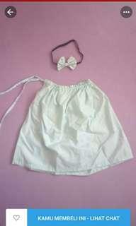 Dress baby + Bandana