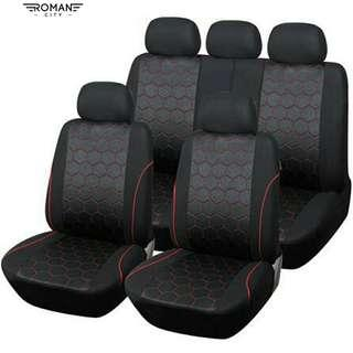 Car seat full set cover. Free postage