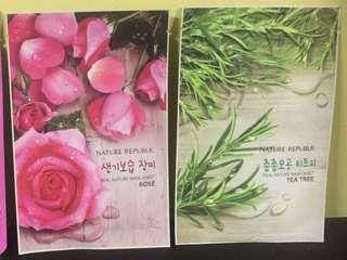 [NEW] Real Nature Mask Sheet
