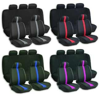 Full set car seat cover. Free postage