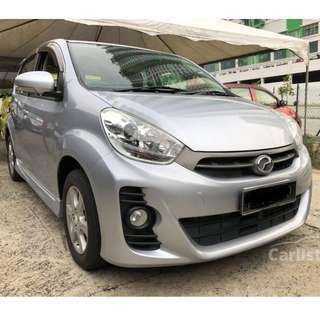 2013 Perodua Myvi 1.3 SE (A) One Owner