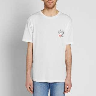 Saint Laurent No Smoking T-Shirt Size S