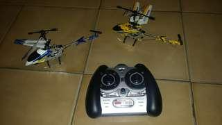 Radio Remote Helicopter