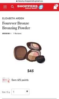 Brand New Elizabeth Arden FourEver Glow