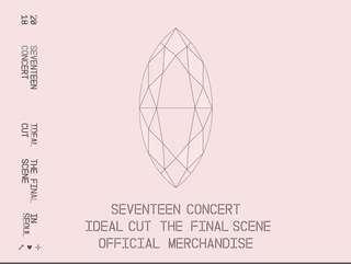 SEVENTEEN IDEAL CUT Final Merchandise