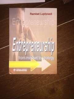 Entrepreneurship by Rambat Lupiyoadi
