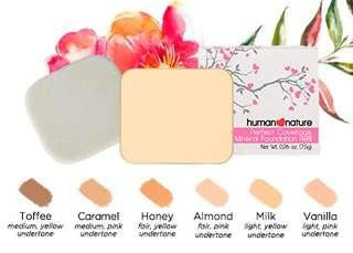 Human Nature Mineral Foundation Refill 7.5g