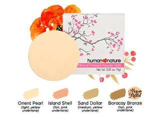 Human Nature Mineral Pressed Powder Refill 9g