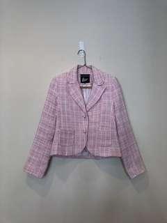 Pink blazer 💕