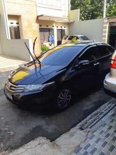 Honda all new city Type E 2008/2009 AT