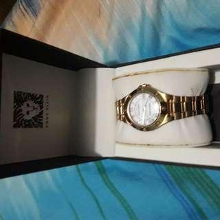 Preloved Anne Klein Watch