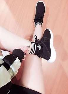 Adidas 正品-Tubular viral 2.0 全黑 (22.5/23cm皆可穿)