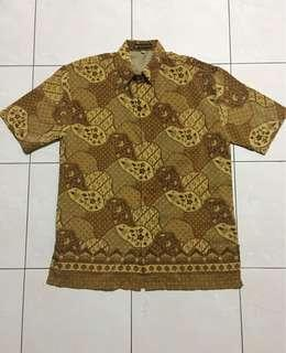 Batik Shirt (Made in Indonesia)