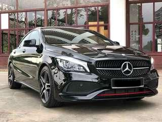 New CLA250 AMG for RENT
