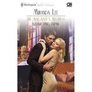 Ebook Kekasih Sang Taipan (The Magnate's Mistress)- Miranda Lee